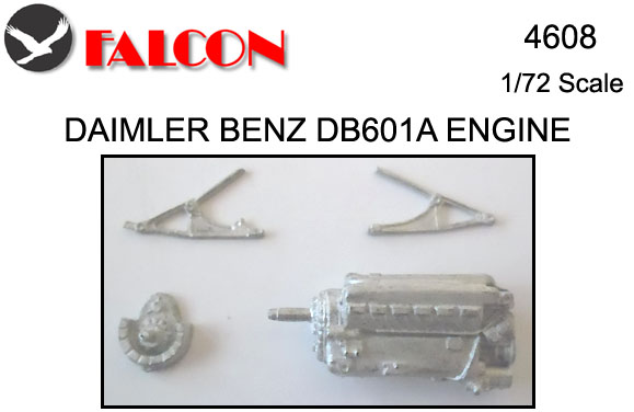 4608 Daimler Benz DB601A Engine
