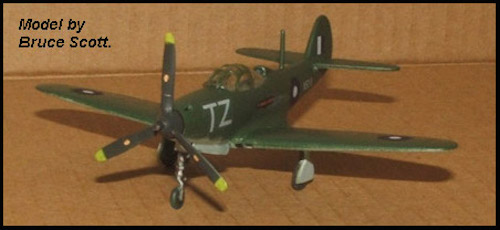 OMKIT14413 Bell P-39 Airacobra