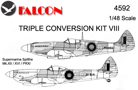 4592 Vac-Form Triple Conversion Set #8