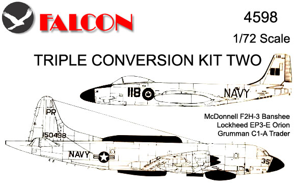 4598 Vac-Form Triple Conversion Set #2