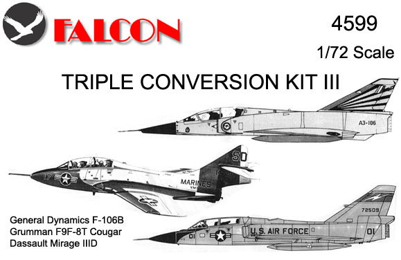 4599 Vac-Form Triple Conversion Set #3