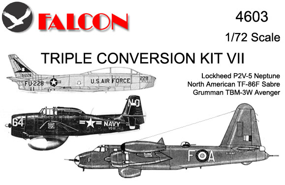 4603 Vac-Form Triple Conversion Set #7