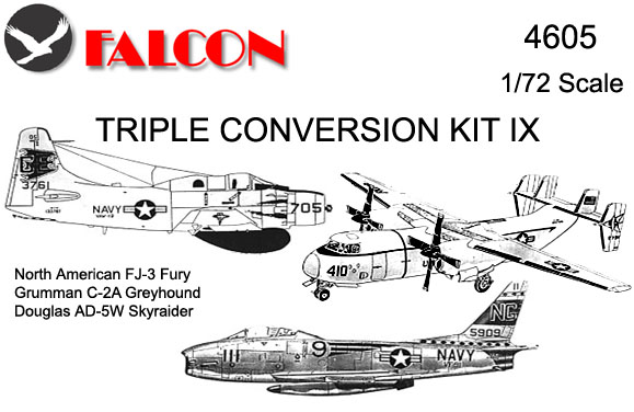4605 Vac-Form Triple Conversion Set #9