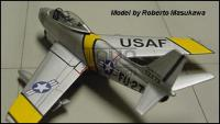 OMKIT14403 F-86E Sabre