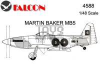 4588 Vac-Form Martin Baker MB5 Kit