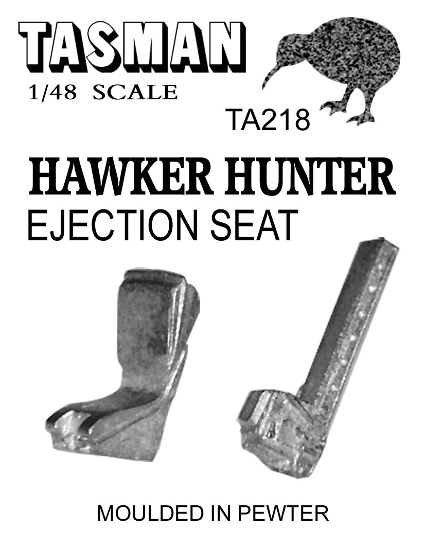 TA218 Hawker Hunter Ejection Seat